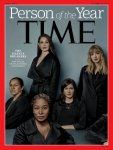 Couverture 100% féminine du Time : « Person of the Year : the Silence (...)